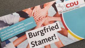 Burgfried Stamer