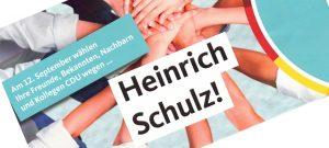Dr. Heinrich Schulz